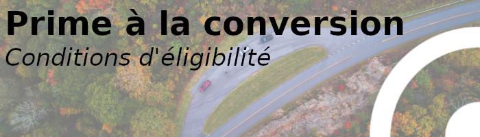 conditions prime conversion