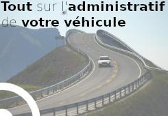 démarche administratif véhicule