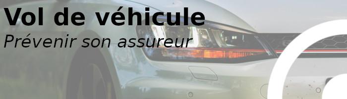 vol véhicule assurance