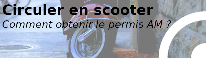 scooter permis am