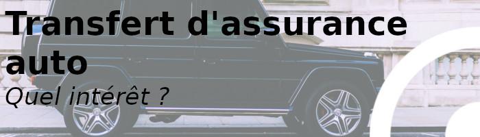 transfert assurance auto
