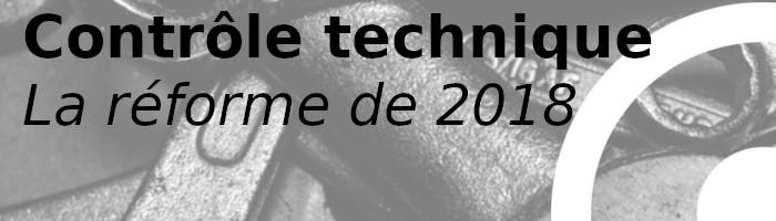 contrôle technique 2018