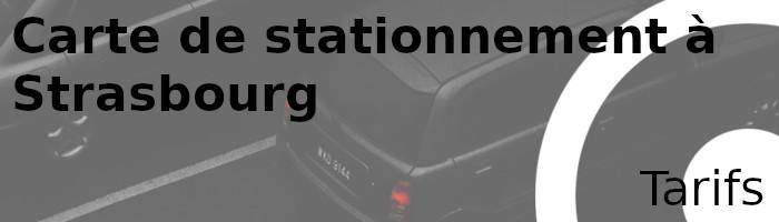 stationnement strabourg tarifs