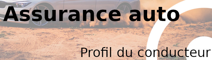 assurance profil conducteur