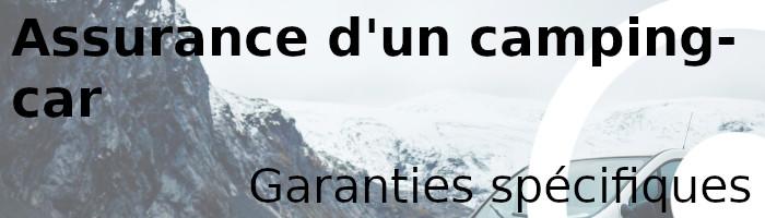 assurance camping-car spécifique