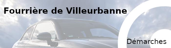 fourrière Villeurbanne démarches