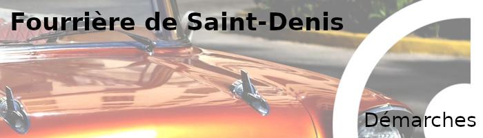démarches fourière saint-denis