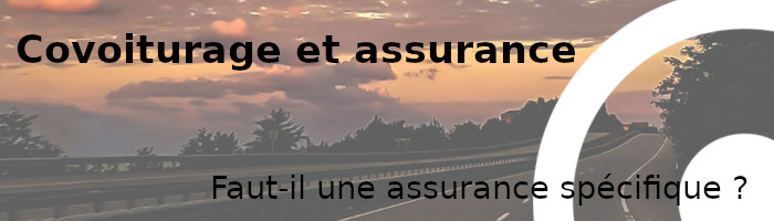 covoiturage assurance