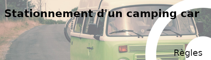 stationnement camping-car