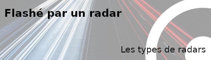 types radars