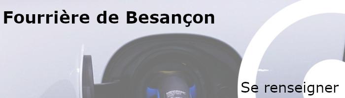 Se renseigner fourrière Besançon