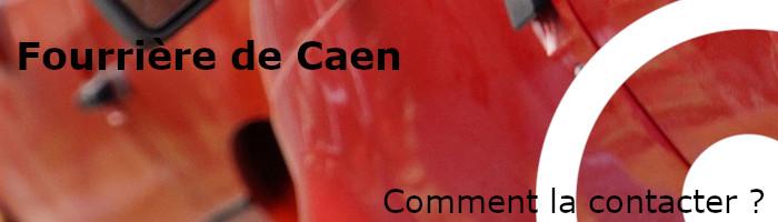 Contact fourrière Caen