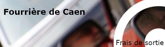 Frais sortie fourrière Caen