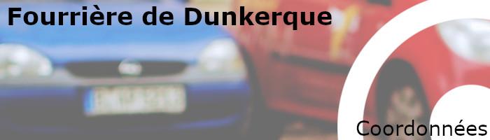 Coordonnées fourrière Dunkerque