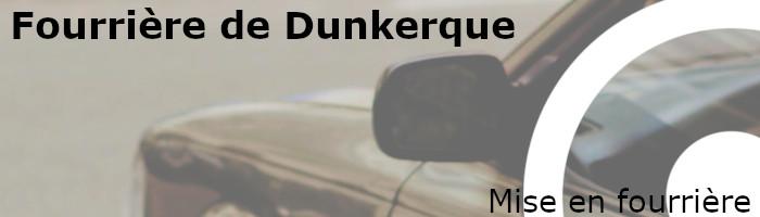 Mise en fourrière Dunkerque