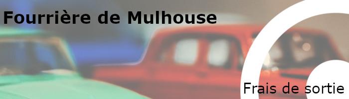 Frais de sortie fourrière Mulhouse