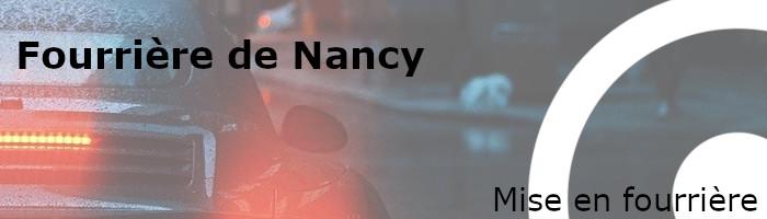Mise en fourrière Nancy