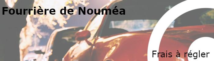 Frais fourrière Nouméa