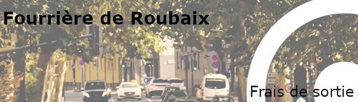 frais sortie fourrière Roubaix