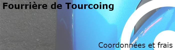 Coordonnées et frais fourrière Tourcoing