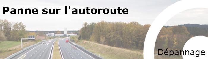 dépannage autoroute