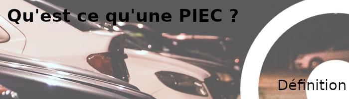 définition piec