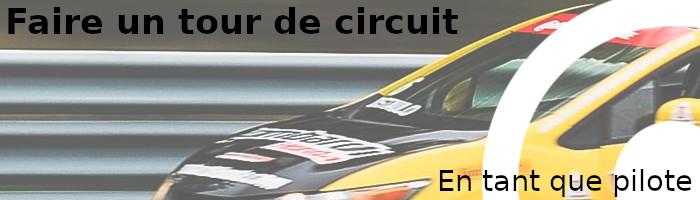 tour circuit pilote