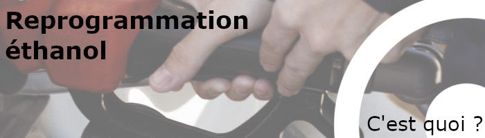 reprogrammation ethanol définition