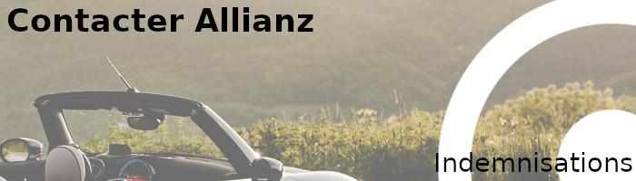 indemnisation contact allianz