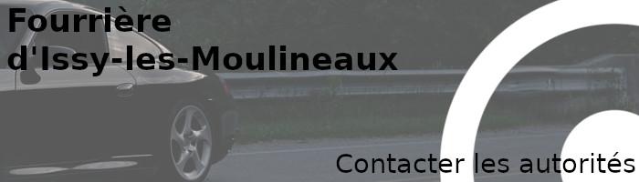contacter autorités fourrière issy-les-moulineaux