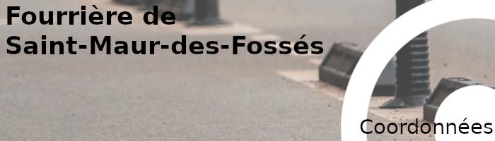 coordonnées fourrière saint-maur-des-fossés