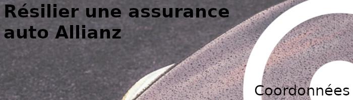 coordonnées assurance allianz