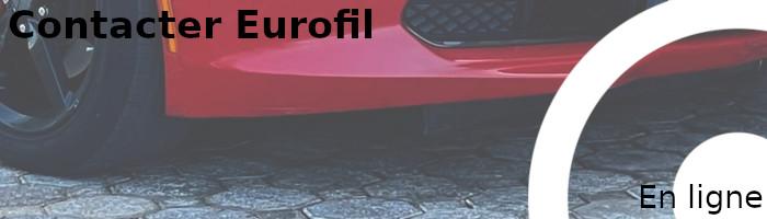 contacter eurofil en ligne